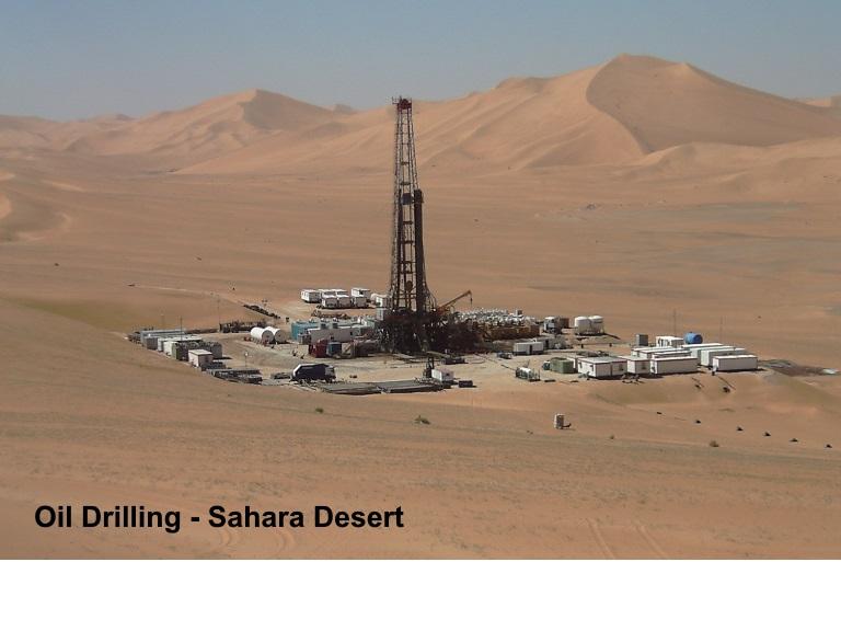 2D - Oil & Gas in the Sahara - JPEG