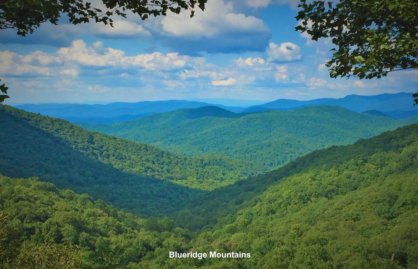 Blueridge Mountains - JPEG