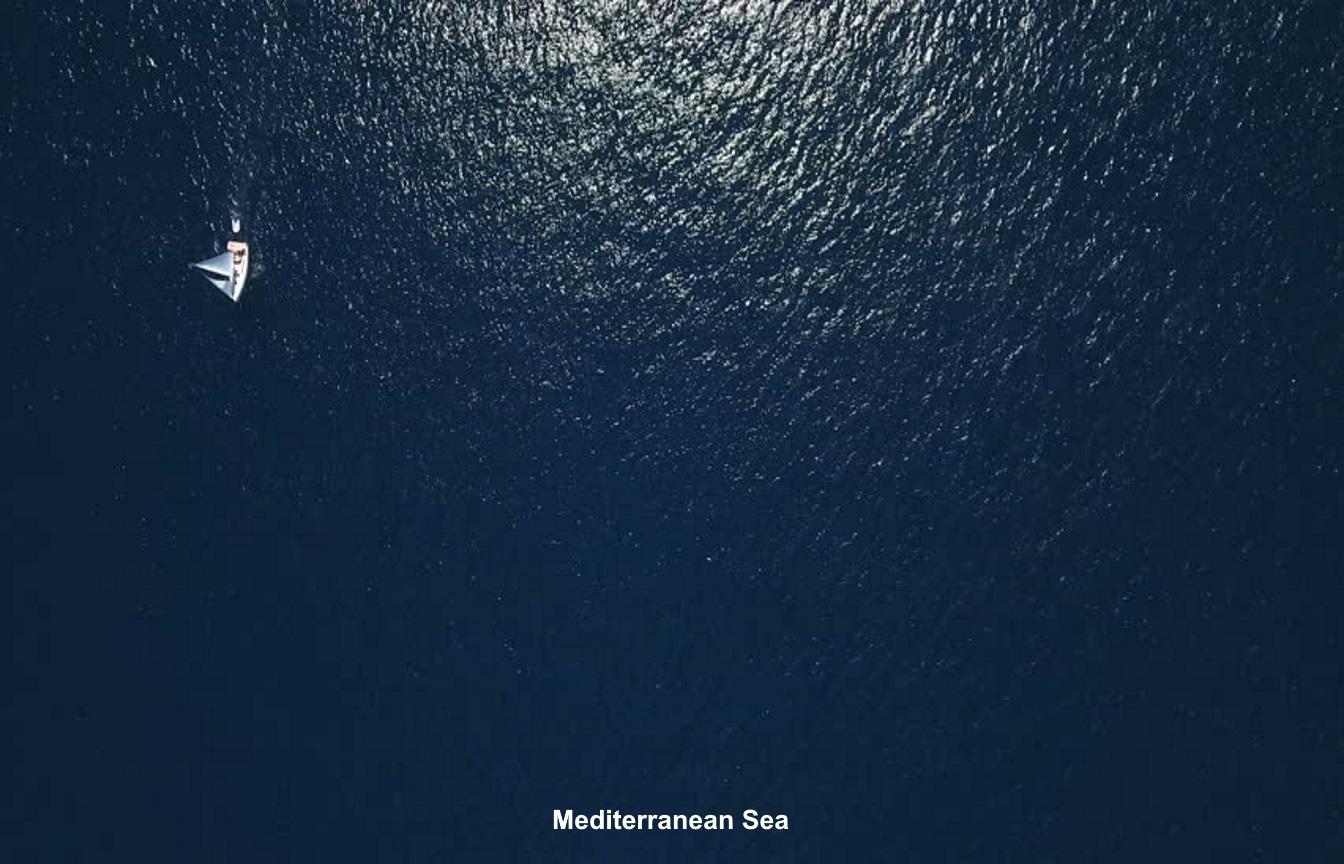 Mediterranean Sea - JPEG