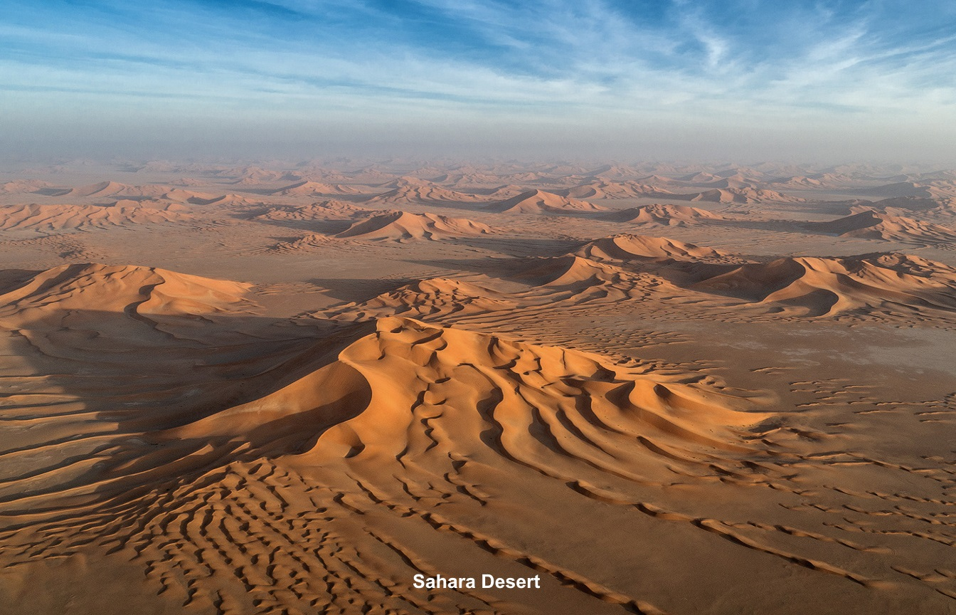 Sahara Desert - JPEG
