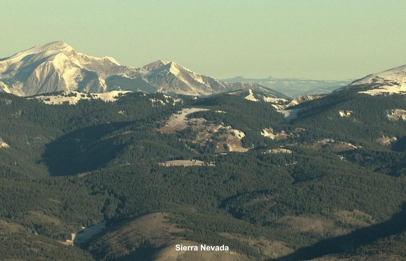Sierra Nevada - JPEG